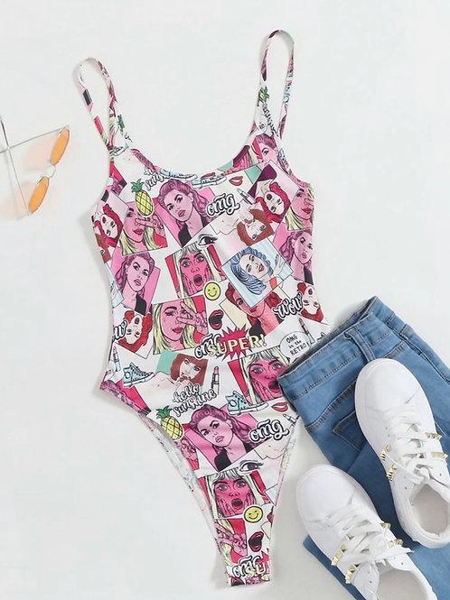 Pop Art Bodysuit