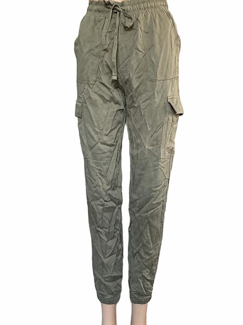 Olive Cargo Pant