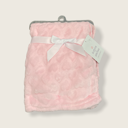 Buttons & Stitches Baby Blanket