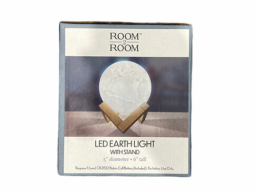 LED EARTH LIGHT
