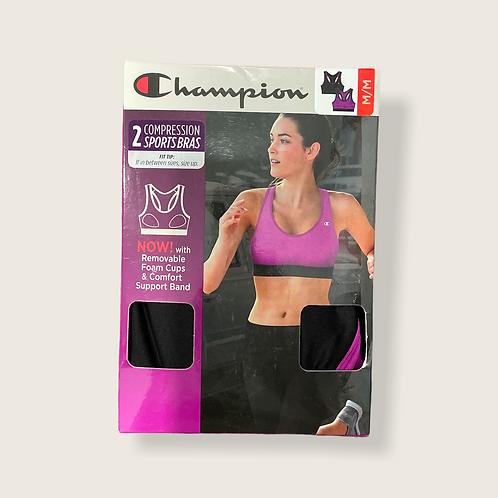 Champion Compression Sports Bra ( 2 )