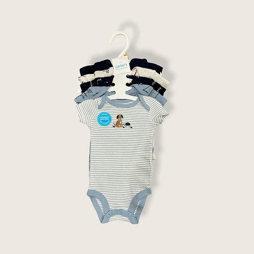 Carter's Little Baby Basics 5pk Newborn Bodysuits