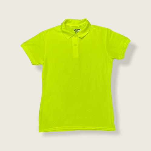 Lime Green Polo Tee