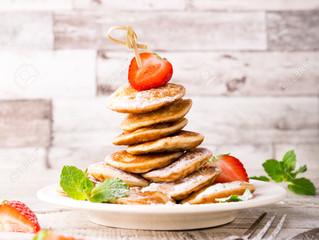 Pancakes, Waffles, and Chocolates