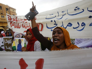 Crisis in Sudan and the importance of Social Media