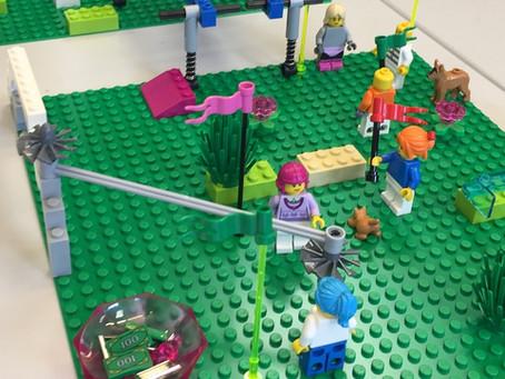 Happytim a testé : L'atelier Lego® Serious Game