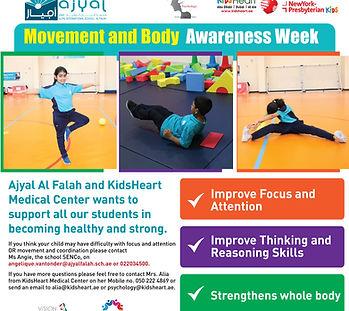 Movers and Shakers Week 1_Ajyal Al Falah