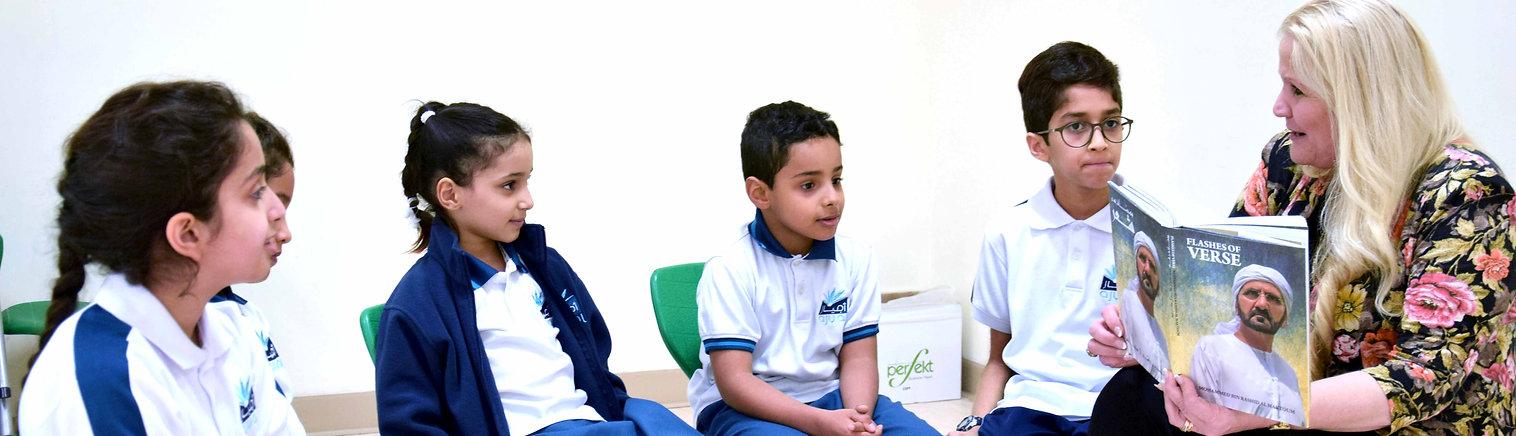 Ajyal Al Falah Principal Message