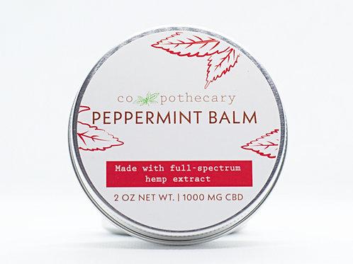 Peppermint Balm
