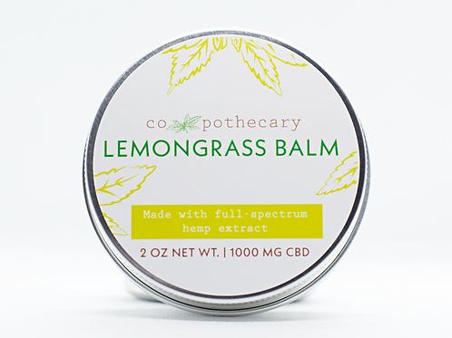 Lemongrass Balm