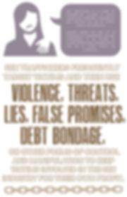 Victim Infographic
