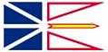 Bandeira da Terranova / Newfoundland Flag