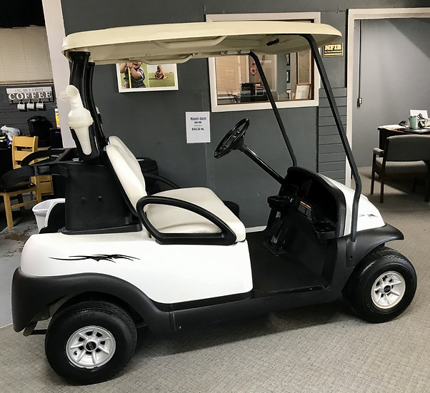 2007 Club Car Gas