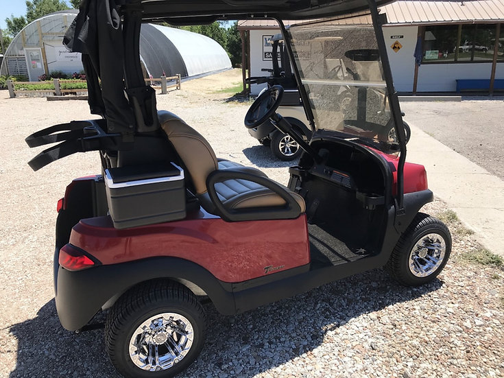 2018 Club Car Tempo - Sangria