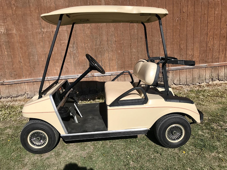 2003 36 volt Club Car DS Electric