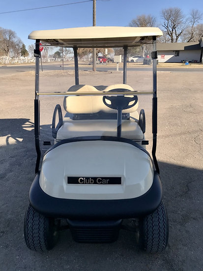 2007 - Club Car Precedent Gas -W/S