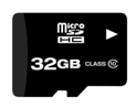 Tarjeta microSD de 32 GB