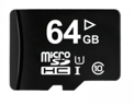 Tarjeta microSD de 64 GB