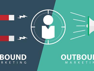 ¿Conoces las diferencias del Inbound y Outbound Marketing?