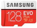 Samsung Evo Plus Tarjeta Microsd 128gb 100mb / S Class10 U3
