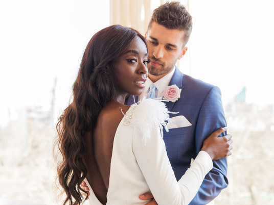 Pink Ombre Wedding Inspiration