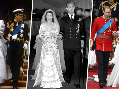Timeless Royal Bridal Gowns