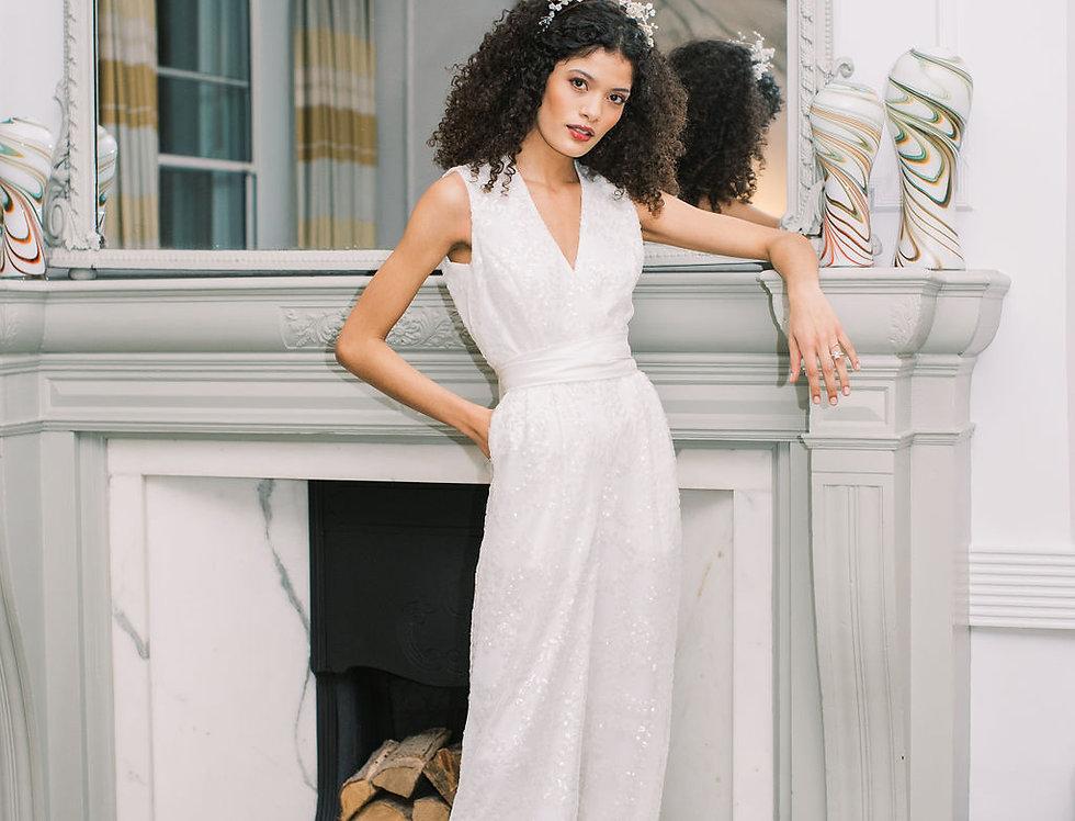 Bridal Jumpsuit
