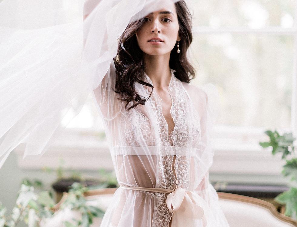 Amelia Bridal Coat