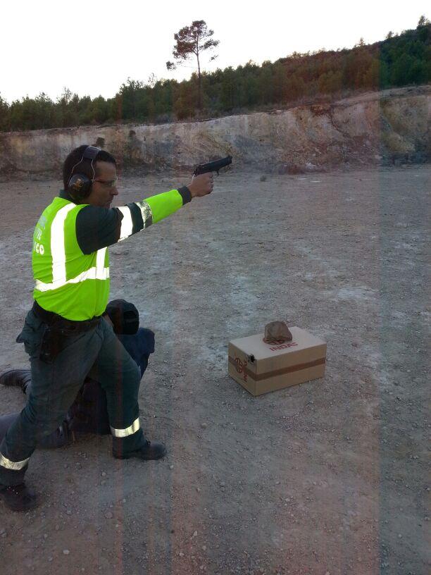 point shooting con auxilio compañero