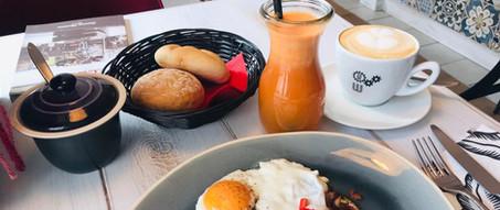 KaffeeWerkstadt Frühstück