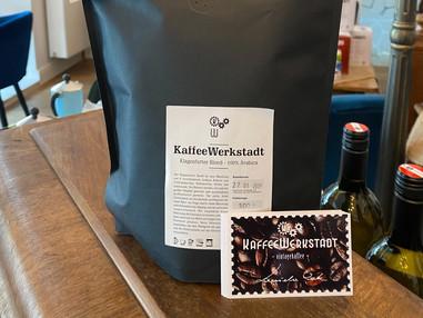 KaffeeWerkstadt Klagenfurt Blend Arabica