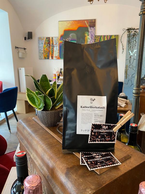 KaffeeWerkstadt Hausmischung