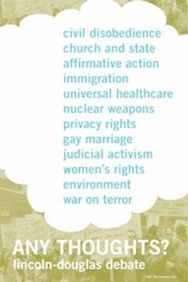 LD Topics Poster