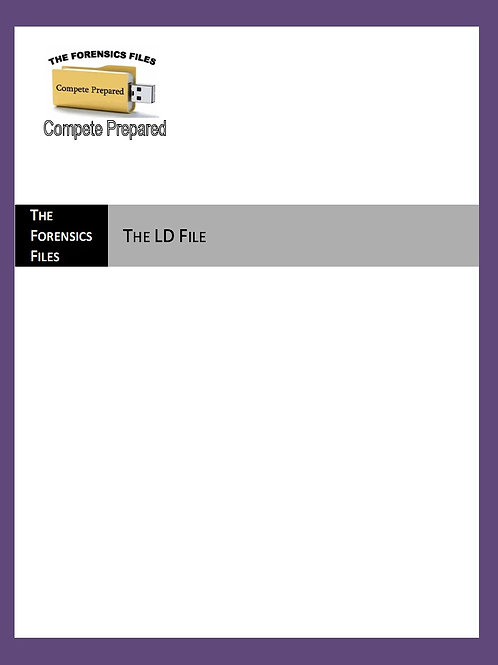 UIL LD Subscription 2021-22 - Pre-Order