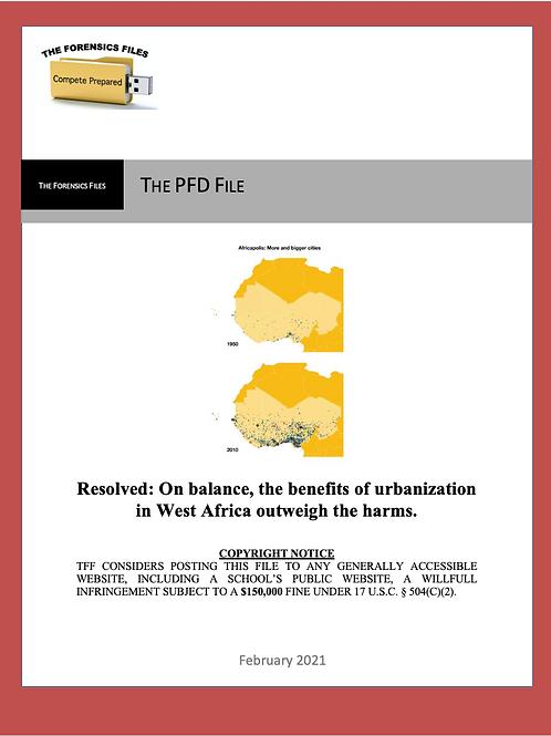 Feb PFD File (NSDA) - West Africa