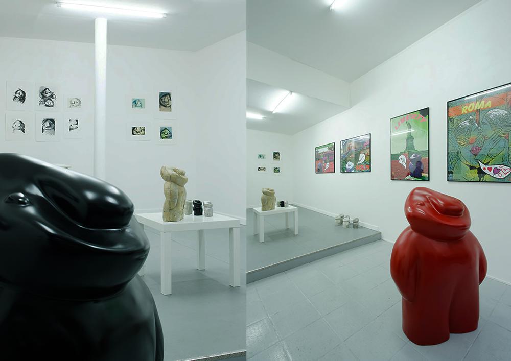 Galerie T. Paris