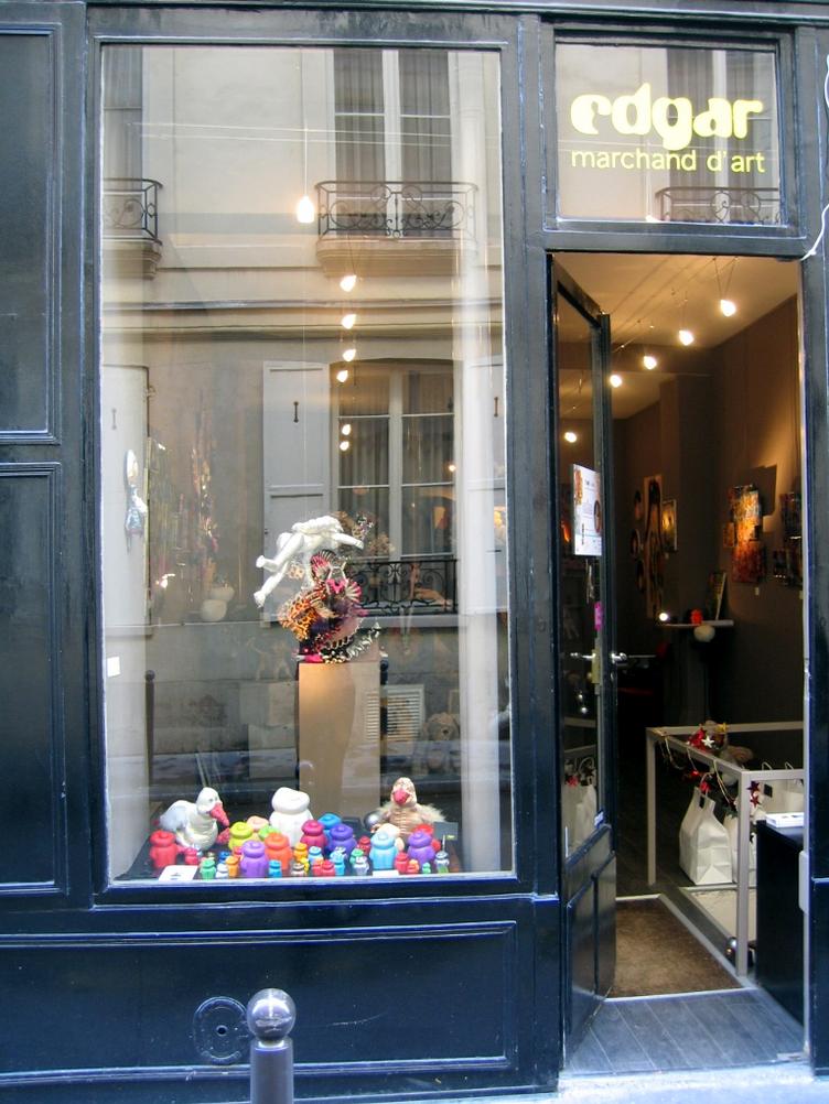 Galerie Edgar. Paris