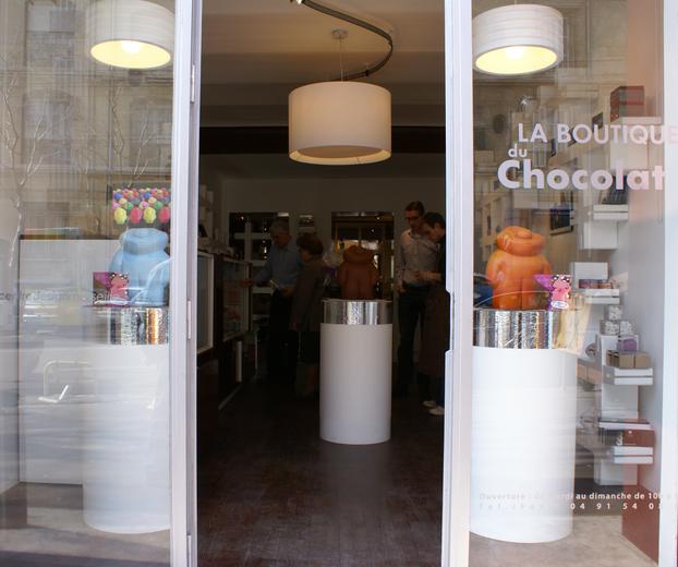 Boutique du Chocolat. Marseille