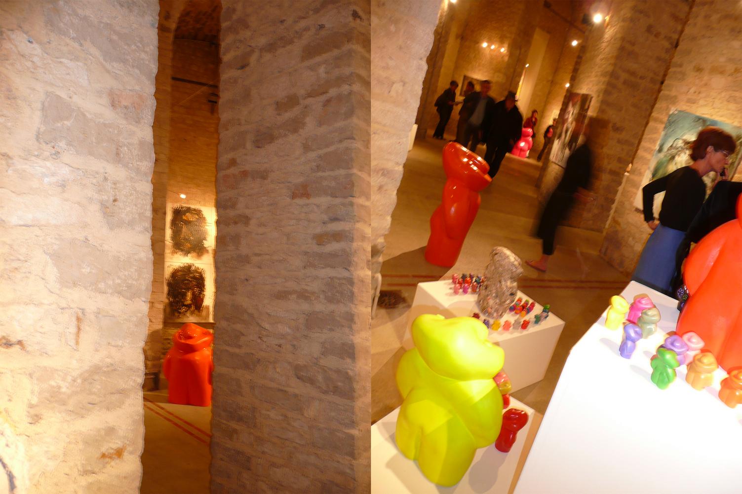 Galerie Entretemps. Bourges