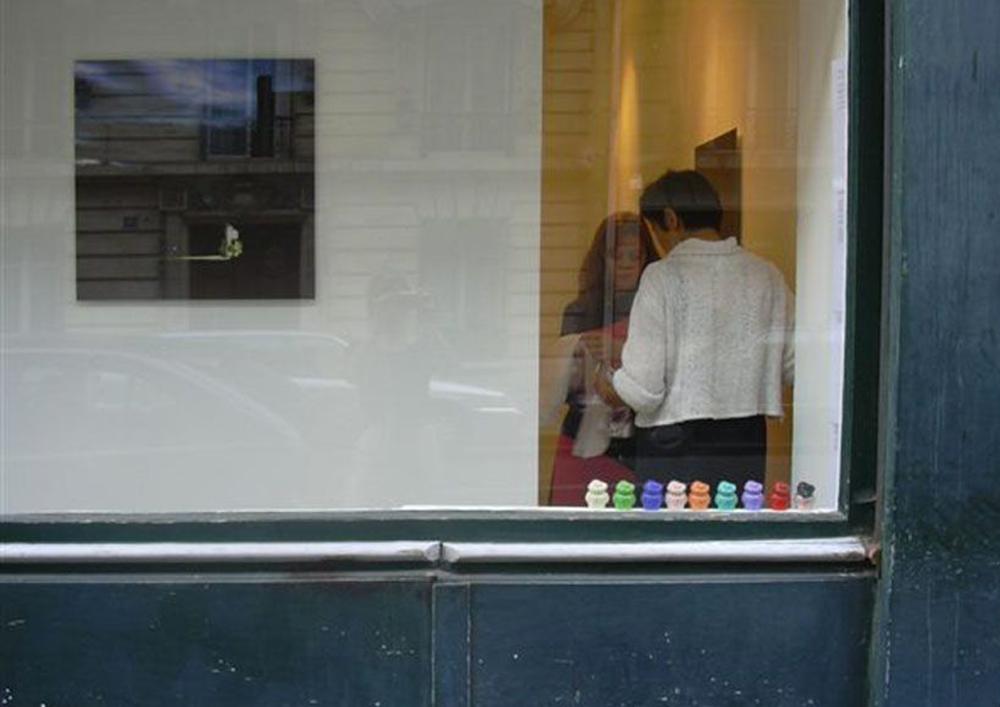 Galerie Hitomi Bushi d'Eau. Paris