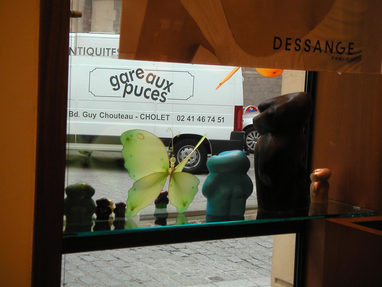 Salon Dessange .Lille