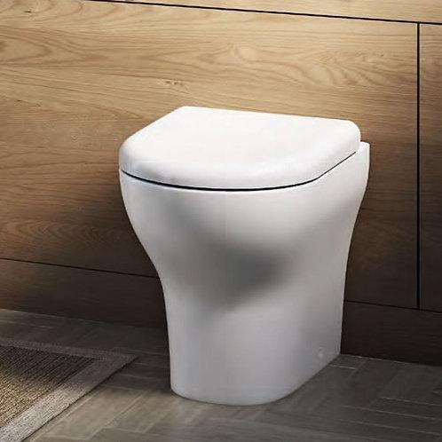 Vitra ZENTRUM Back to wall toilet