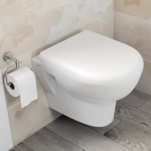 Vitra ZENTRUM wall hung toilet