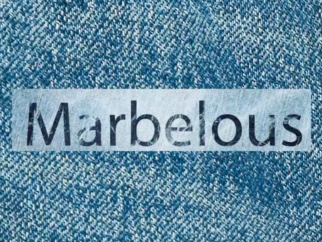 Panther Denim FW21/22 Collection - Marbelous Concept