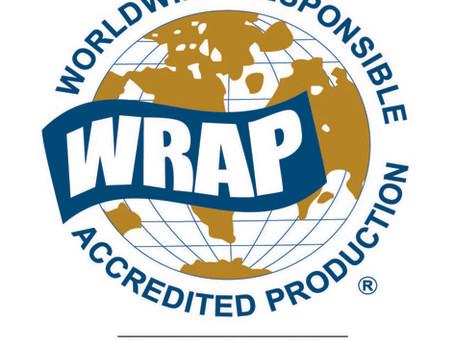WARP Gold Cerificate