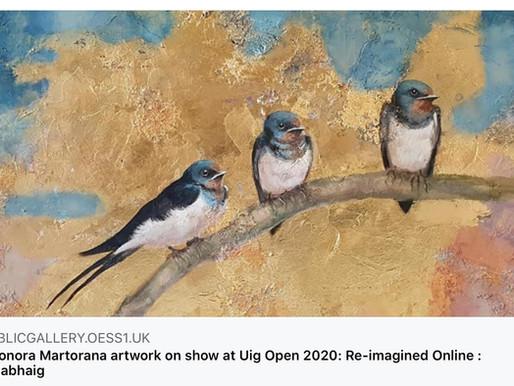 Uig Open 2020: Re-imagined