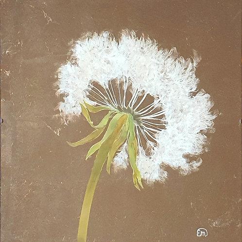 Dandelion, Original artwork
