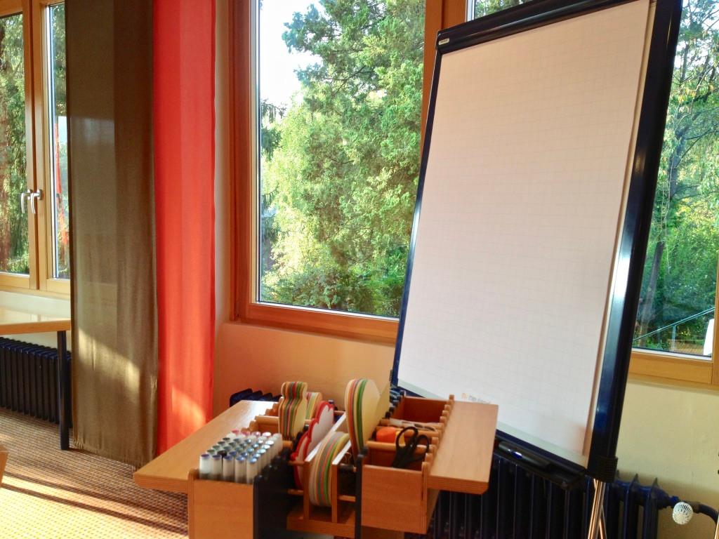 Seminarraum_Materialien