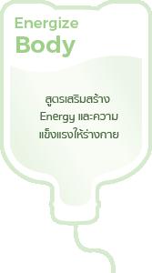 IV-Drip Energize Body