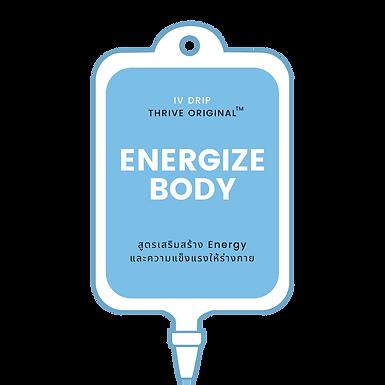 Energize Body IV Drip